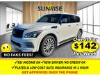 Used 2016 INFINITI QX80 for sale.