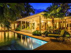 Key West 5BR 4BA, Iconic Mid-Century modern pool home with