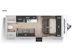 2022 Forest River Forest River Rv Cherokee Wolf Pup 16FQ 21ft