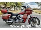 1986 Harley-Davidson FXR RT Great Patina 1340cc