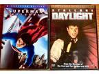 Superman Returns & Daylight $5 Dvd Combo Special