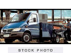 2005 Dodge Sprinter 3500 Super High Ceiling 140-in. WB, 34,192 miles