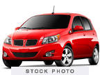 2009 Pontiac G3 Base 4dr Hatchback