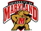 2 Tix Maryland/Syracuse FB -