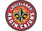 2021 Louisiana-Lafayette Ragin' Cajuns Football Season Tickets (Includes Tickets